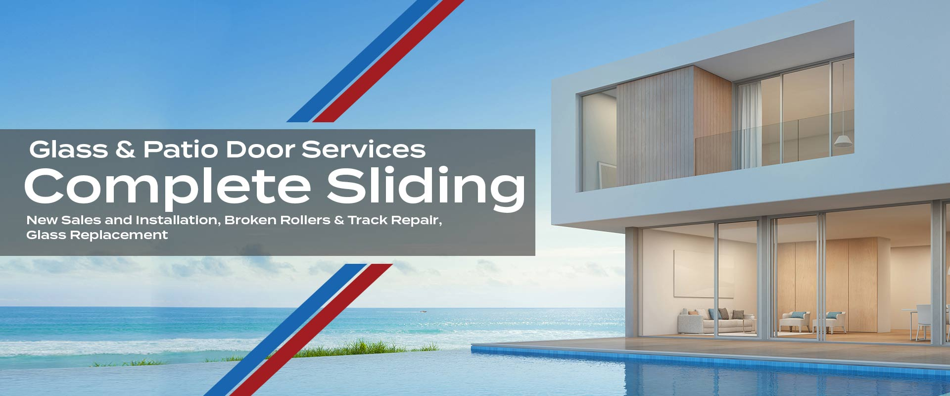Florida Sliding Glass Garage Door Repair
